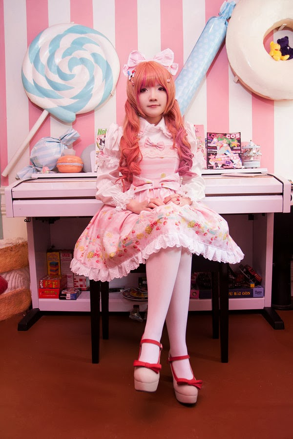 King Eleven -The Demon King of This Universe- Lolita High
