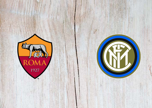 Roma vs Inter Milan Full Match & Highlights 19 July 2020