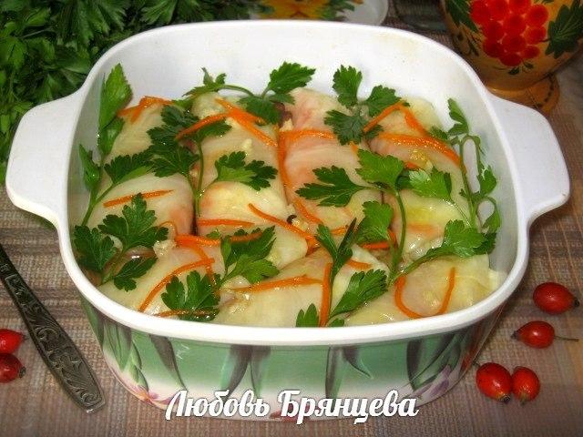 рецепт закуски из капусты и моркови
