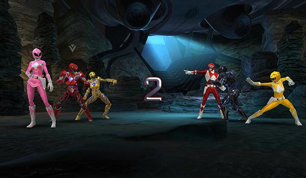 حمل لعبة Power Rangers تجمع شخصيات المسلسل الشيق باور رينجرز | بحرية درويد