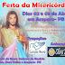 Amparo sediará 2ª Festa da Divina Misericórdia em Abril