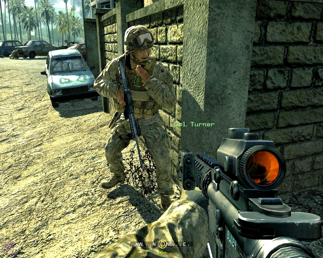 Call+of+Duty+4+Modern+Warfare+Full-Rip+Skullptura