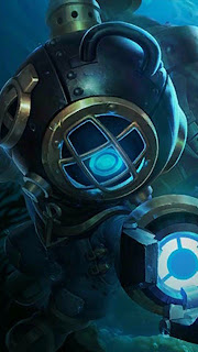 Cyclops Deep Sea Rescuer Heroes Mage of Skins September Starlight 2018 V3