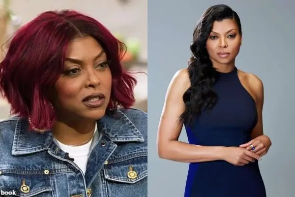 Taraji P Henson reveals she almost committed suicide during COVID-19 pandemic