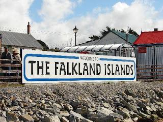 De viajeros por las Islas Malvinas o Falkland Islands 13