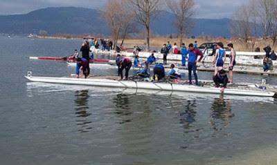 Πρωτιά για το Ναυταθλητικό Όμιλο Ηγουμενίτσας στους διασυλλογικούς αγώνες κωπηλασίας στο Μαυροχώρι