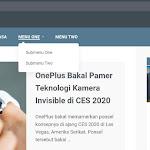 Download Template Blogger LinkMagz Rasa Wordpress Premium Gratis