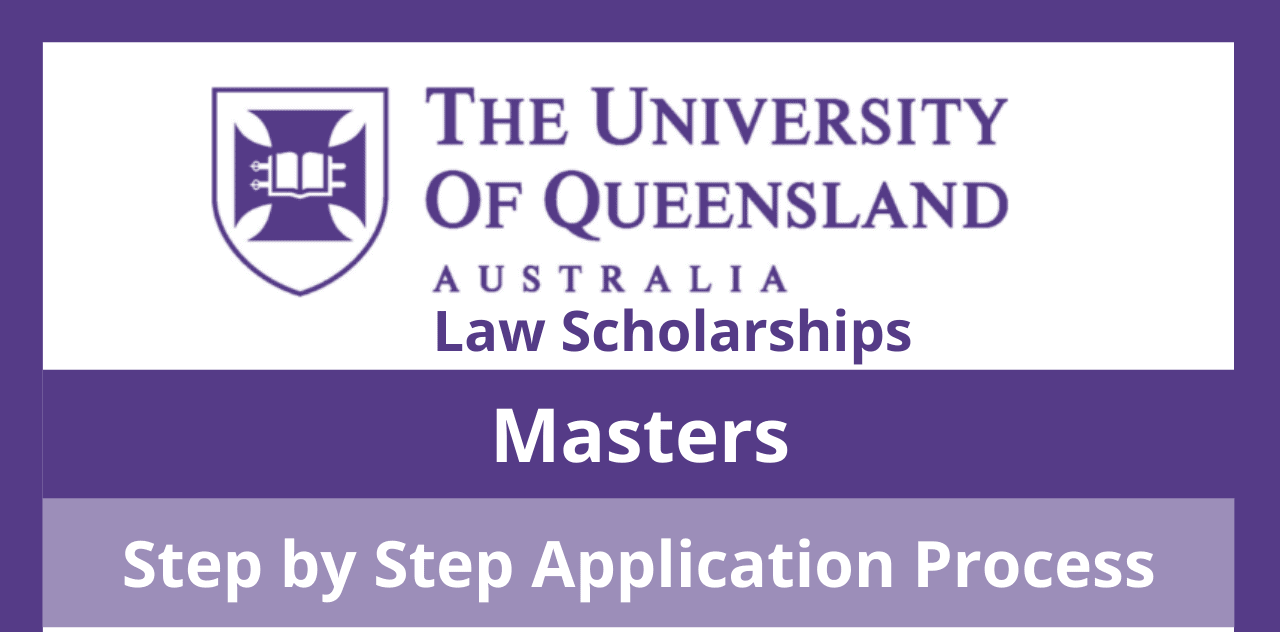 منحة جامعة كوينزلاند للقانون 2022