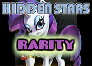 Rarity Hidden Stars juego
