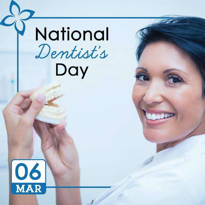 National Dentist's Day Wishes Photos