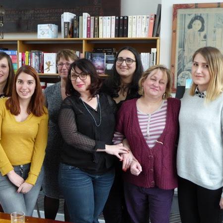 [Interview] Sophie Jomain chez France Loisirs