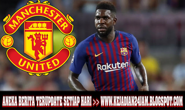 Barcelona Menunggu Tawaran Mu Untuk Samuel Umtiti