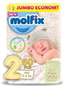 Molfix Diaper No. 2