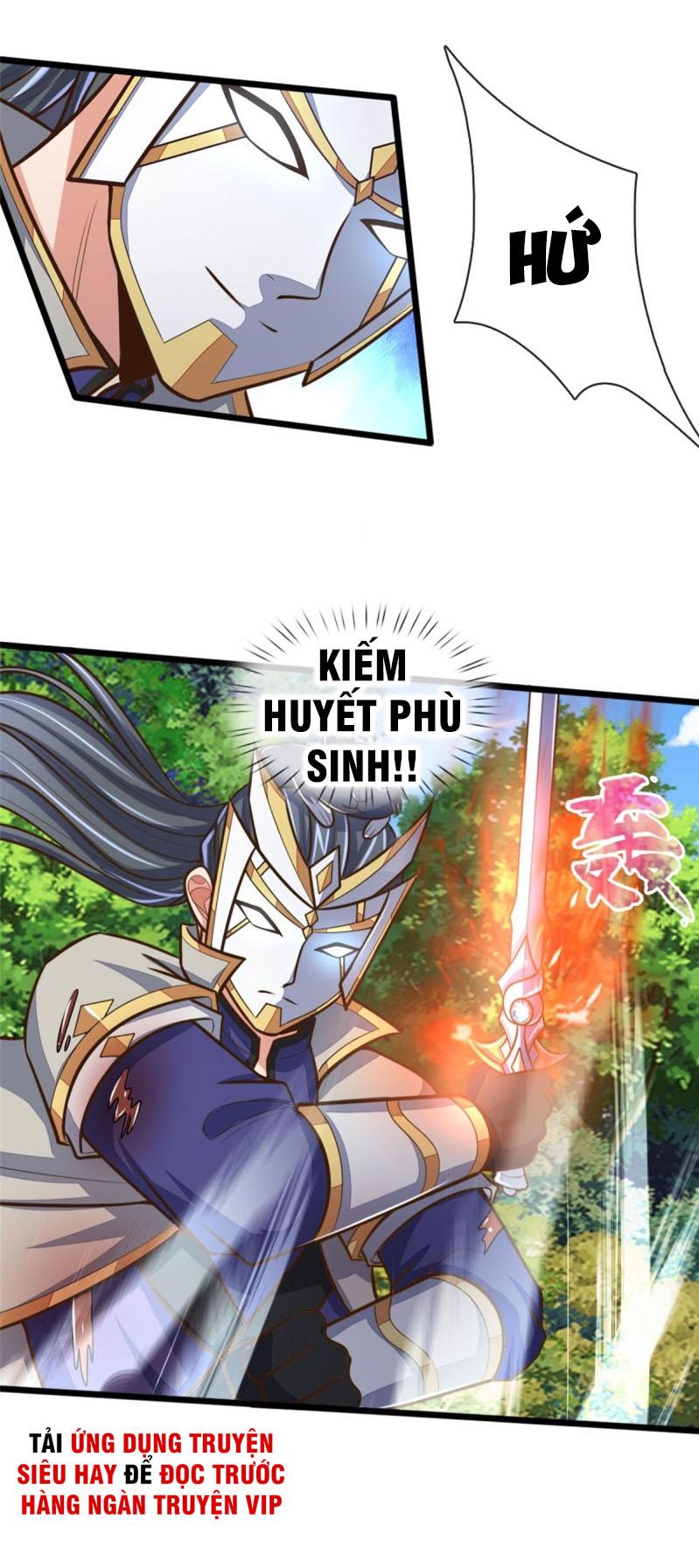 Thần Võ Thiên Tôn chap 179 - Trang 22