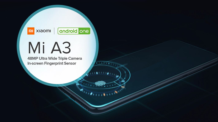 Android Xiaomi Mi A3 official