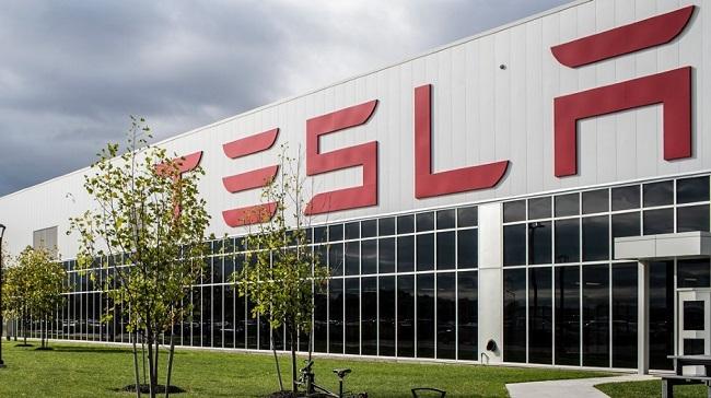 Fabrica da Tesla/Reprodução