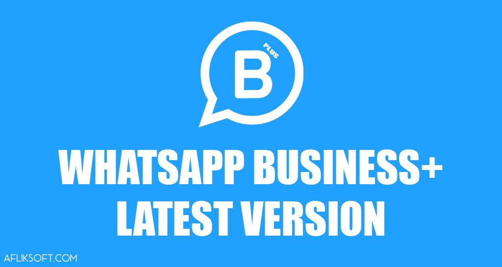 WhatsApp Business Plus