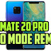 HUAWEI MATE 20 PRO DEMO MODE REMOVE EASY WAY 2021
