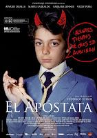 El apostata (2015) online y gratis