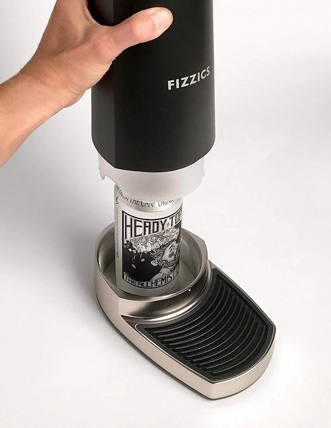 El producto definitivo que no puede faltar en la casa de un buen cervecero... El grifo para latas o botellas.