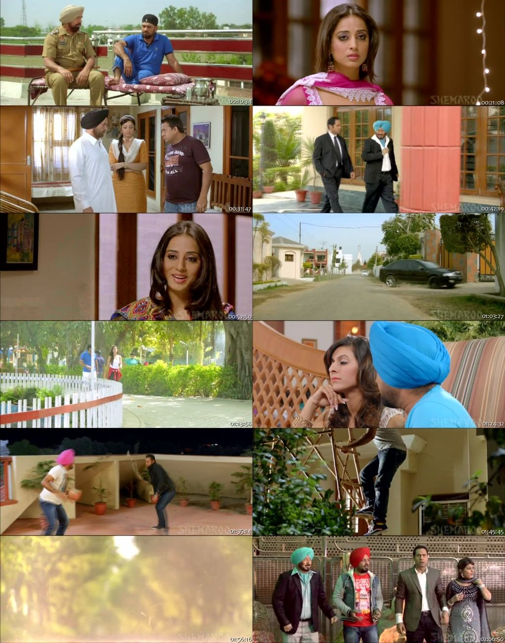 Carry On Jatta 2012 Full Punjabi Movie Online Watch DVDRip 720p