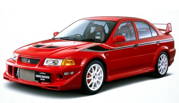 Ficha Técnica Mitsubishi Lancer Evolution VI Tommi Makinen (1999)