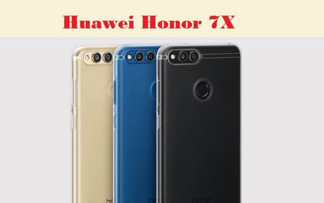 سعر ومواصفات الهاتف Huawei Honor 7X بالصور والفيديو