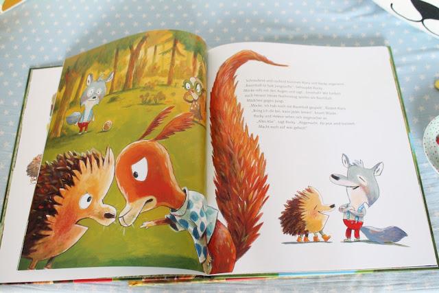 Buchtipp Kinderbuch Hektor spielt nicht mit Maedchen Jules kleines Freudenhaus