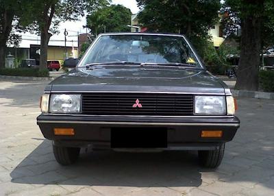 Restorasi Eksterior Mitsubishi Lancer SL