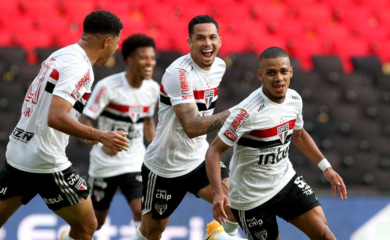 Tricolor paulista é favorito contra o Goiás