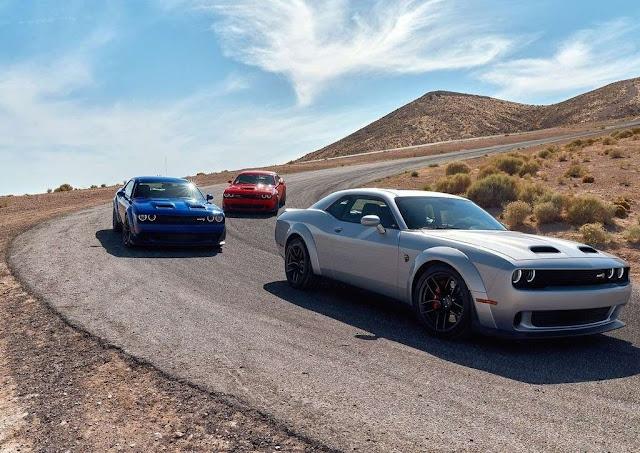 El Dodge Challenger podría convertirse en híbrido