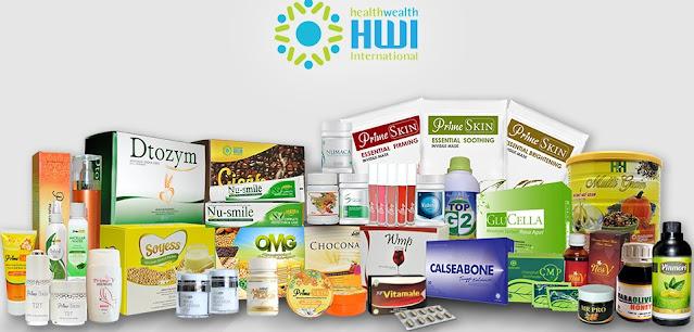 Distributor Agen HWI di Tulungagung Jual CMP, WMP, Vitamale, Nes V, Glucella, Spiruthin, Frutablend Dll