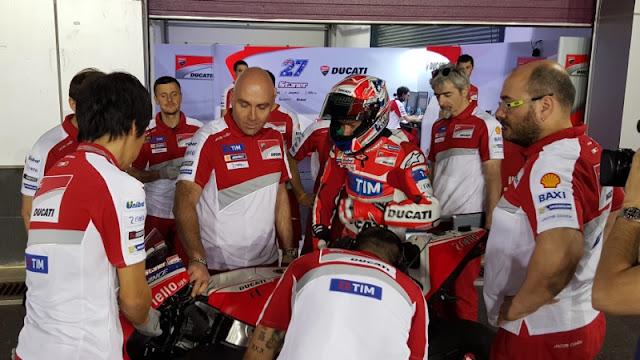 MotoGP: Casey Stoner melengkapi tes Qatar