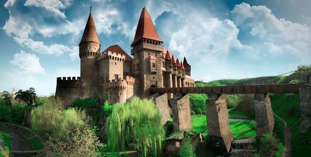 Castle Hunyad Romania