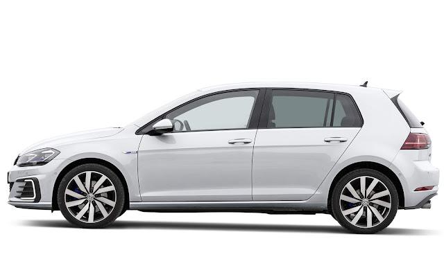 VW Golf GTE 2019 - Brasil