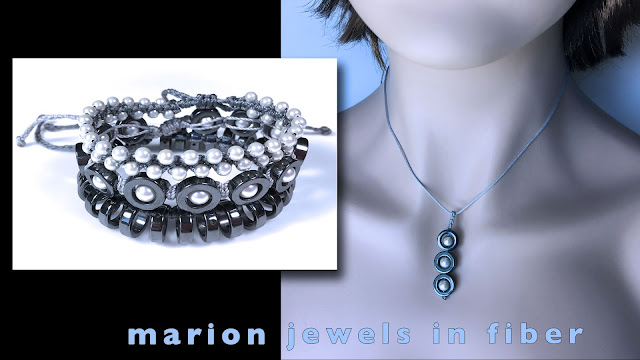 Knotted Bead Charms with Hematite or Halo Ring Beads | DIY Video Tutorial