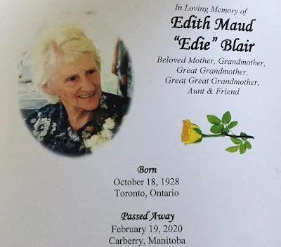 Edith Maud Blair