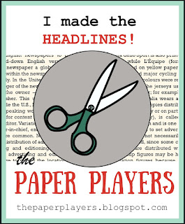 The Paper Players #376