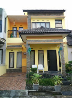 Villa di Batu Malang dekat Jatim Park 2 | Villa Batu Jeruk