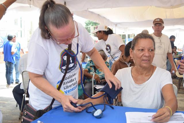 VENEZUELA: Labor humanitaria de Rescate Venezuela llegó a 21 estados del país este fin de semana