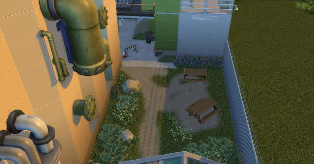 IR: Мусорный завод для The Sims 4,  Мусорный завод, для The Sims 4, The Sims 4, The Sims 4 производство, мусор, The Sims 4 Экологичная жизнь, общественный лот для The Sims 4, завод для The Sims 4, как перерабатывать мусор в The Sims 4, дом с файлами для скачивания The Sims 4, скачать общественный участок для симс 4, красивый лрм для симс 4 скачать, постройка для торговли в The Sims 4, постройка для бизнеса в симс 4,