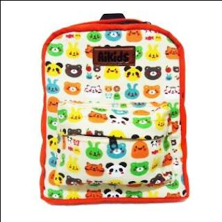mini ransel, tas anak kecil, tas murah, tas anak aikids