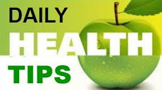 <b>DAILY HEALTH TIPS</b>