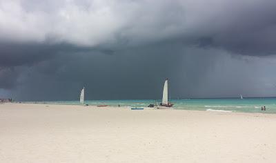 Playa del Carmen (zona de la playa del hotel)