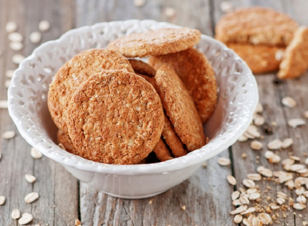 How to make diet biscuits with oats