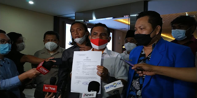 Pelapor Natalius Pigai Dianggap Tak Wakili Orang Minang
