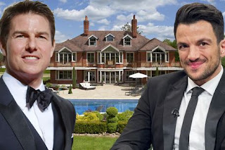 Peter Andre buys actor Tom Cruise former mansion