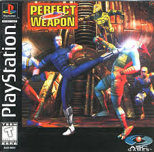 Perfect Weapon - PS1 - ISOs Download