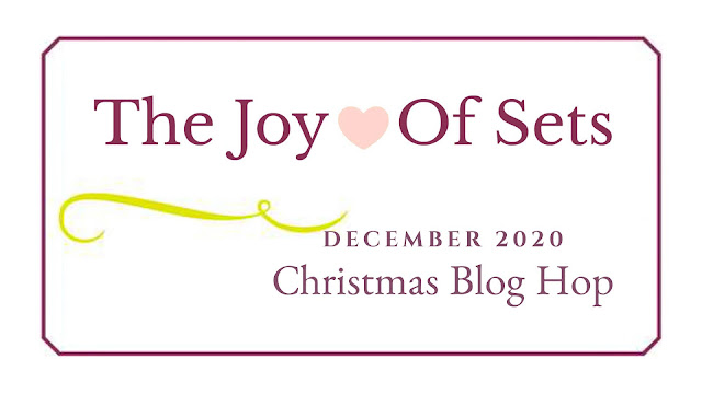 Joy Of Sets December Blog Hop: Christmas