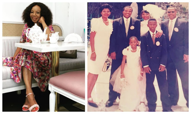 That we hear so many negative news doesn't mean there are no true happy marriages- Betty Irabor says as she celebrates her 37th wedding anniversary